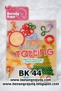 buku tatting dan kerajinan BUKU 44 - APLIKASI TATTING