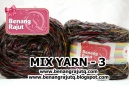 MIX FANCY YARN - 3