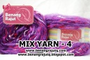 MIX FANCY YARN - 4