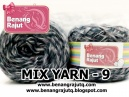 MIX FANCY YARN - 9