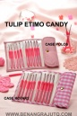 TULIP PINK ETIMO CANDY SET