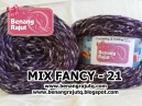 MIX FANCY YARN - 21