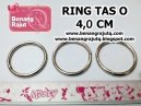 RING BULAT O - diameter : 3.5 CM / PC