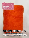 NILON CONES 300GR - 5 (ORANGE)