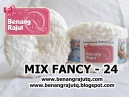 MIX FANCY YARN - 24