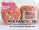 MIX FANCY YARN - 26