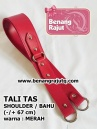 TALI TAS SHOULDER / BAHU - MERAH (/PC)