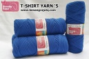 benang rajut - T-SHIRT YARN '5 (NAVY)