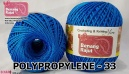 benang rajut medium POLYPROPYLENE - 33