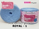 ROYAL 1 MIX IMPORT YARN (LACE/TAPLAK/DECORABLE/WEARABLE)