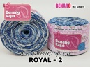 ROYAL 2 MIX IMPORT YARN (LACE/TAPLAK/DECORABLE/WEARABLE)
