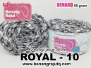 ROYAL 10 - MIX FANCY YARN