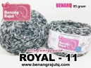 ROYAL 11 - MIX FANCY YARN