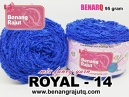 ROYAL 14 - MIX FANCY YARN