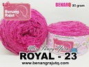 ROYAL 23 - MIX FANCY YARN
