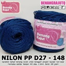 NPPD27148 I NILON PP D27 148 - DENIM BLUE