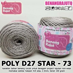 PD27S73 I POLY D27 STAR 73