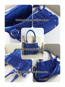 BELLE BAG - BLUE