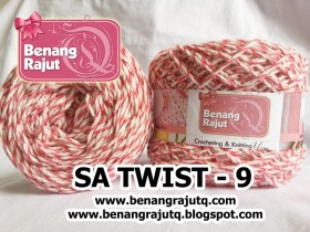 benang rajut limited SA Twist - 009