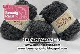 benang rajut - JAPAN YARN - 3