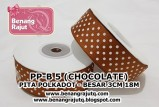 aksesoris Pita PP-B 5 (CHOCOLATE)