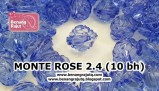 MONTE 063 ROSE 24mm (10 bh)