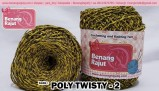 benang rajut POLY TWISTY 2