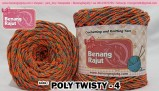benang rajut POLY TWISTY 4