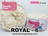 ROYAL 6 - MIX FANCY YARN