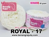 ROYAL 17 - MIX FANCY YARN