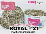 ROYAL 21 - MIX FANCY YARN (SAMA DENGAN KODE ROYAL 3)