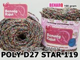 PD27S119 I POLY D27 STAR - 119