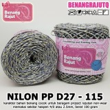 NPPD27115 I NILON PP D27 115 ABSTRACT