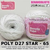 PD27S65 I POLY D27 STAR 65