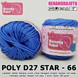 PD27S66 I POLY D27 STAR 66