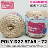 PD27S72 I POLY D27 STAR 72