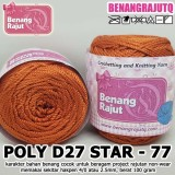PD27S77 I POLY D27 STAR 77