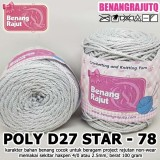 PD27S78 I POLY D27 STAR 78