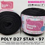 PD27S97 I POLY D27 STAR 97 HITAM