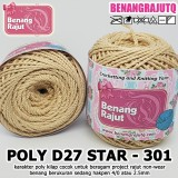 PD27S301 I POLY D27 STAR 301