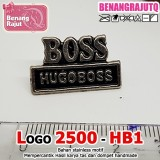 LOGO 2500 HUGO BOSS 1