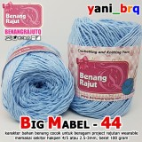BIG MABEL BM 44 BLUE SOFT BABY BENANG RAJUT Q