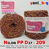 NILON PP D27 209 ABSTRACT BENANG RAJUT Q